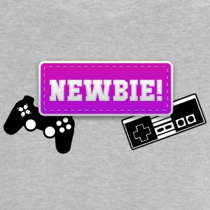 Newbie - Girl T-Shirts - Baby T-Shirt