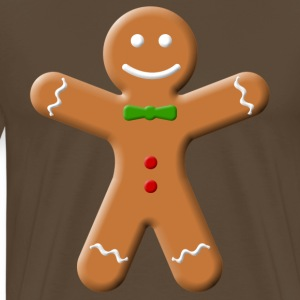 Gingerbread  T-Shirts - Men's Premium T-Shirt