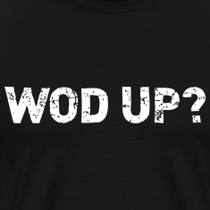 WOD Up - Crossfit T-shirts