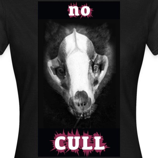 No Cull badger
