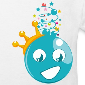 bubbleking.png Tee shirts - T-shirt Bio Enfant