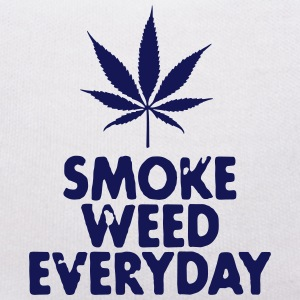 smoke weed everyday leaf Nounours - Nounours