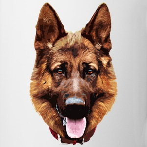 GERMAN SHEPHERD MUG - Tasse