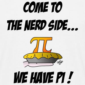 come to the nerd side T-Shirts - Men's T-Shirt