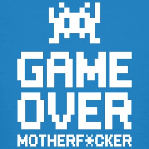 game over motherf*cker T-Shirts - Men's Organic T-shirt