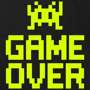 game over with sprite Shirts - Kinderen Bio-T-shirt