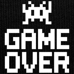 game over with sprite Caps & luer - Vinterlue