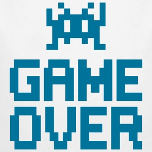 game over with sprite Pullover & Hoodies - Baby Bio-Langarm-Body