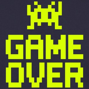 game over with sprite Sweatshirts - Herre sweater