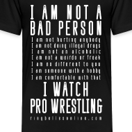 Design ~ Bad Person Kids T-Shirt