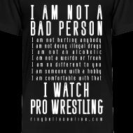 Design ~ Bad Person Kids T-Shirt
