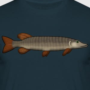 pike T-shirts - Herre-T-shirt