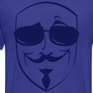 very_anonymous Tee shirts - T-shirt Premium Homme