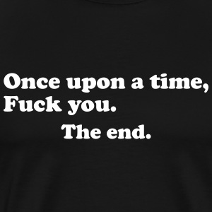 once upon a time T-shirts - Premium-T-shirt herr