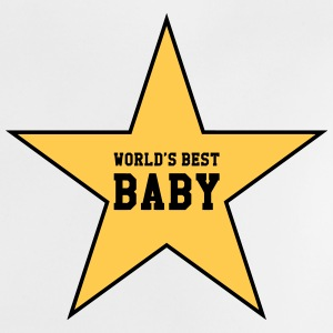 World's Best Baby T-shirts - Baby-T-shirt