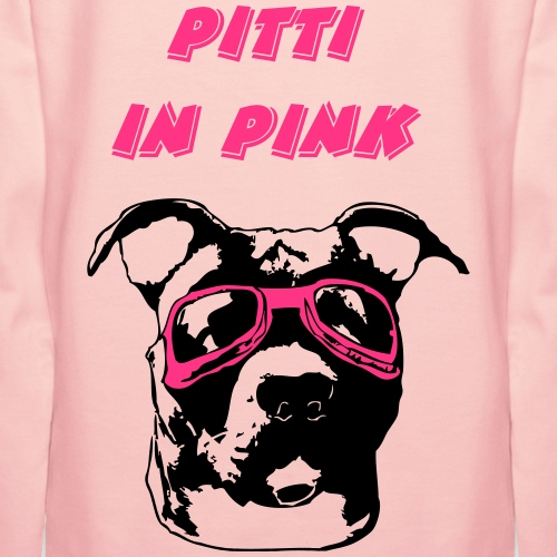 Pitti in pink