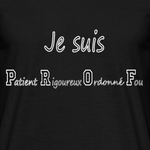 Je suis prof Tee shirts - T-shirt Homme