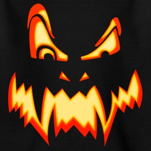 halloween pumpkin T-Shirts - Kinder T-Shirt