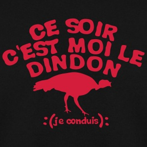 dindon conduis alcool soiree 1 Sweat-shirts - Sweat-shirt Homme