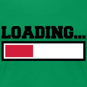 Loading T-Shirts - Frauen Premium T-Shirt
