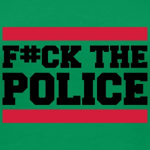 F#ck The Police T-Shirts - Women's Premium T-Shirt
