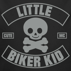 Little Biker Kid Cute MC Hoodies - Longlseeve Baby Bodysuit