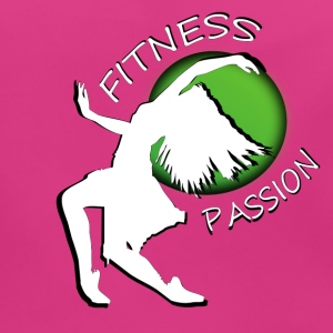 Fitness passion Accessories - Baby økologisk hagesmæk