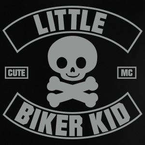 Little Biker Kid Cute MC Shirts - Baby T-Shirt