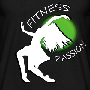 Fitness passion T-Shirts - Men's T-Shirt