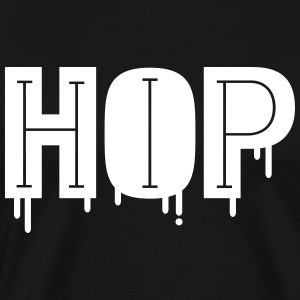 Cool Stylish Hip Hop Design Tee shirts - T-shirt Premium Homme