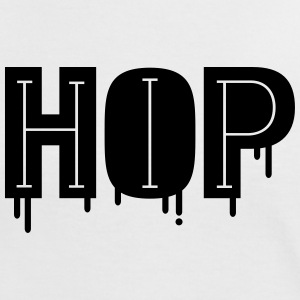Cool And Stylish Hip Hop Design T-Shirts - Frauen Kontrast-T-Shirt