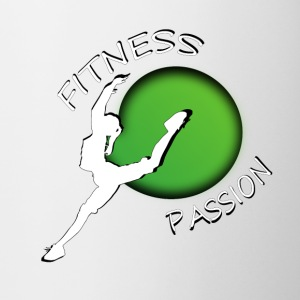Fitness passion Flessen & bekers - Mok