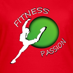 Fitness passion T-Shirts - Frauen T-Shirt
