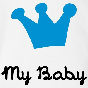 My Baby Tee shirts - Body bébé bio manches courtes