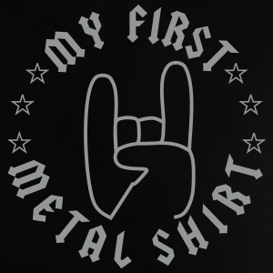 My First Metal Shirt T-Shirts - Baby T-Shirt