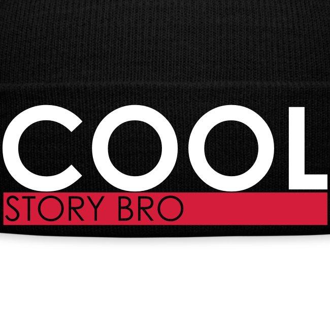 Cool story bro Beanie