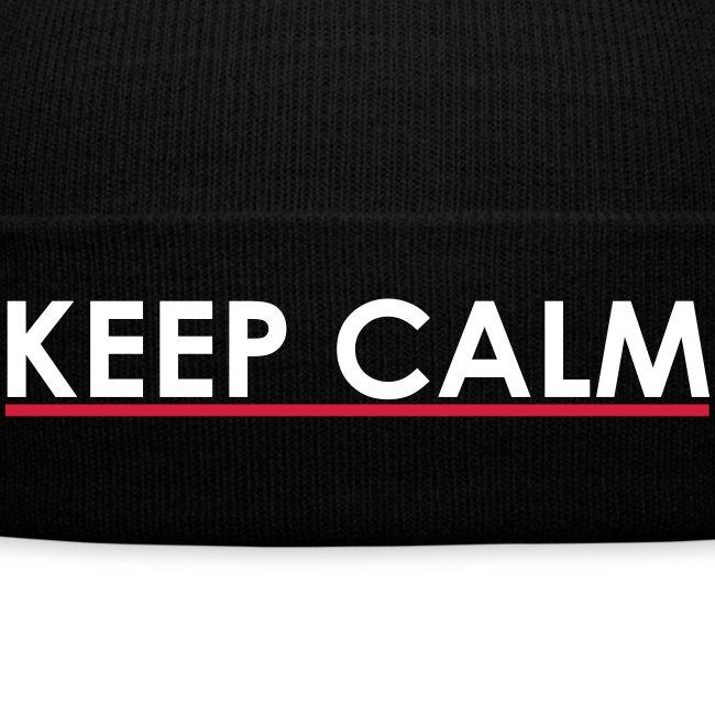 Keep Calm Beanie