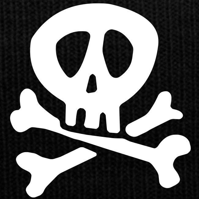 Skull Beanie