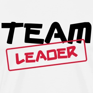[ Team Leader ] T-Shirts - Men's Premium T-Shirt