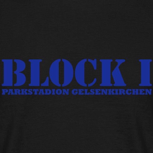 "Shirt ""BLOCK I"""