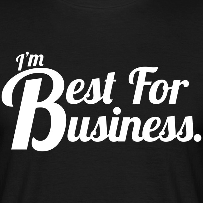 Best for Business (Men)