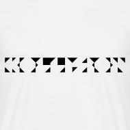 Motiv ~ Kollision Logo T-Shirt Male White