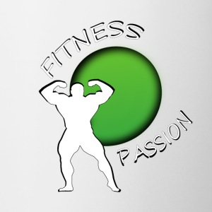 Fitness passion Flasker & krus - Kop/krus
