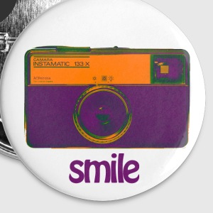 smile Buttons - Buttons klein 25 mm
