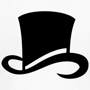 top hat 2 T-Shirts - Women's Premium T-Shirt