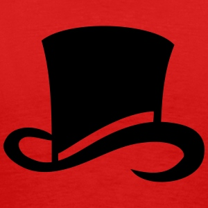 top hat 2 T-Shirts - Men's Premium T-Shirt