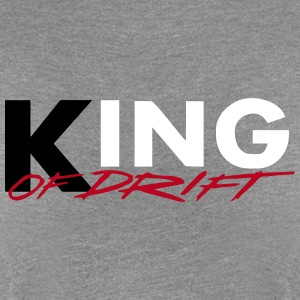 King of Drift T-shirts - Premium-T-shirt dam