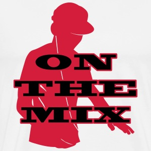 [ On The Mix ] T-Shirts - Men's Premium T-Shirt