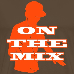 [ On The Mix ] Tee shirts - T-shirt Premium Homme