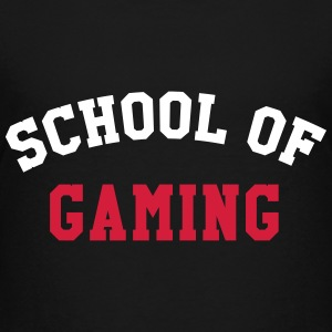 [ School of Gaming ] T-Shirts - Teenager Premium T-Shirt